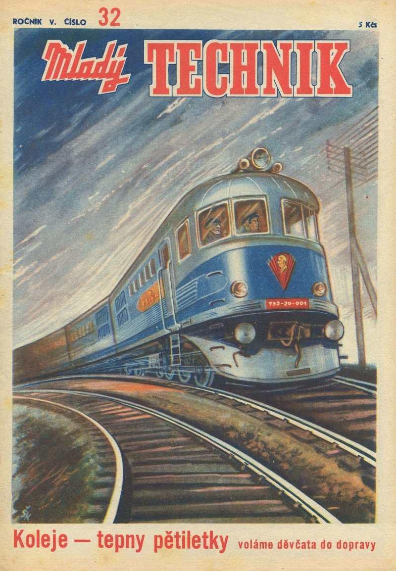 MLADY_TECHNIK_5.rocnik_(1951)_cislo_32