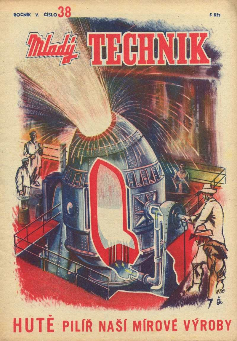 MLADY_TECHNIK_5.rocnik_(1951)_cislo_38
