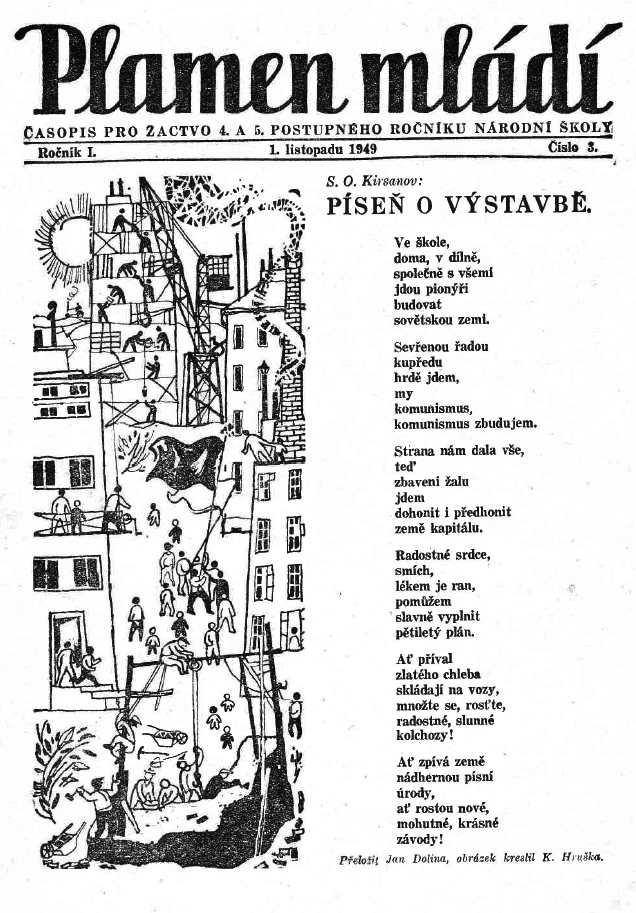 PLAMEN_MLADI_1.rocnik_(1949-50)_cislo_03