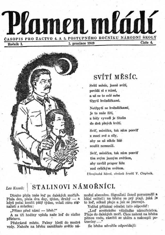 PLAMEN_MLADI_1.rocnik_(1949-50)_cislo_04