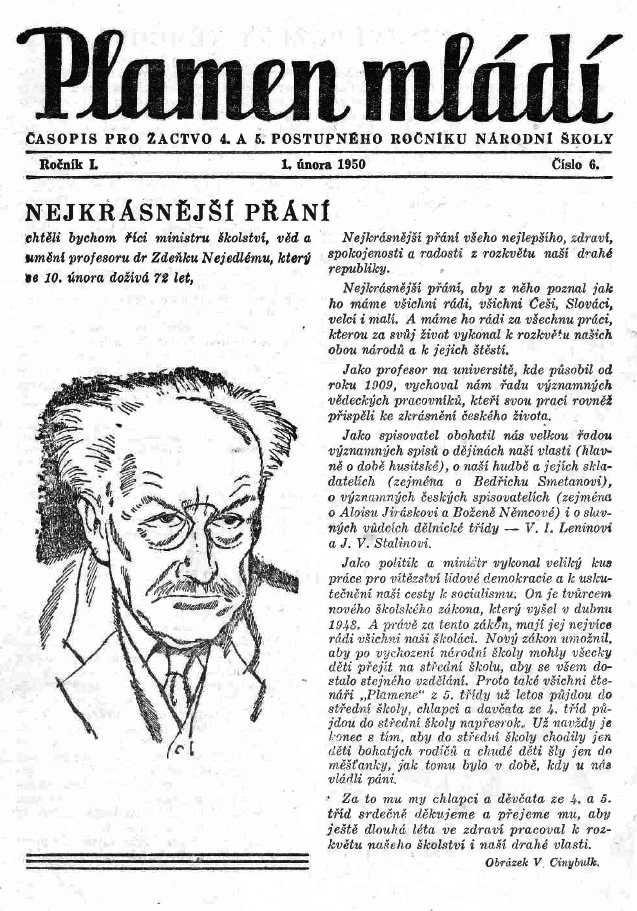 PLAMEN_MLADI_1.rocnik_(1949-50)_cislo_06