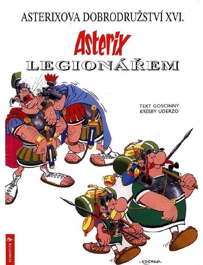 16_Asterix legionarem