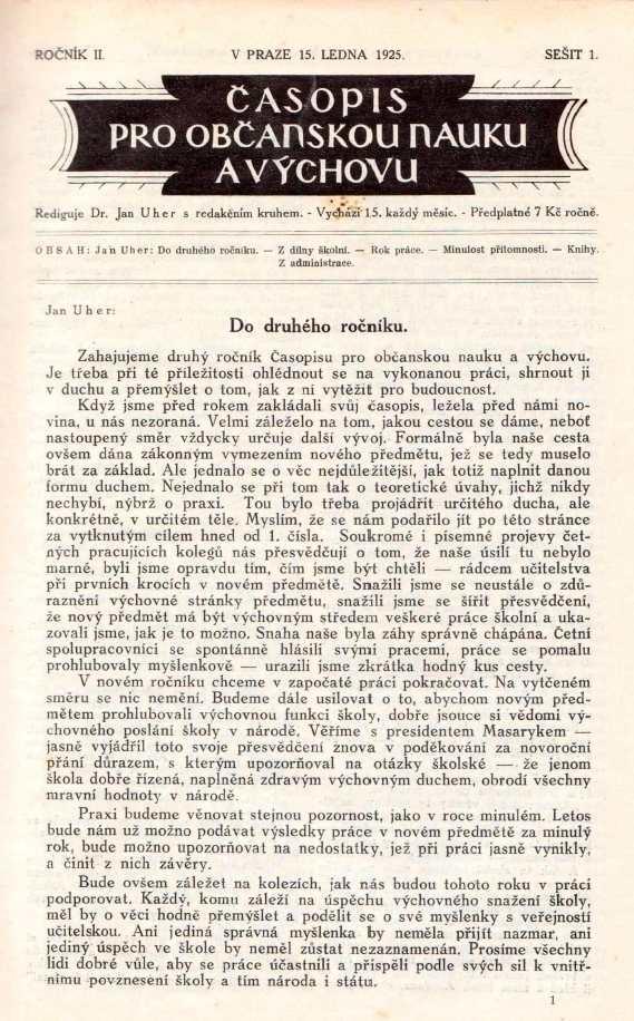 CASOPIS_PRO_OBCANSKOU_NAUKU_A_VYCHOVU_2.rocnik_(1925)_cislo_01