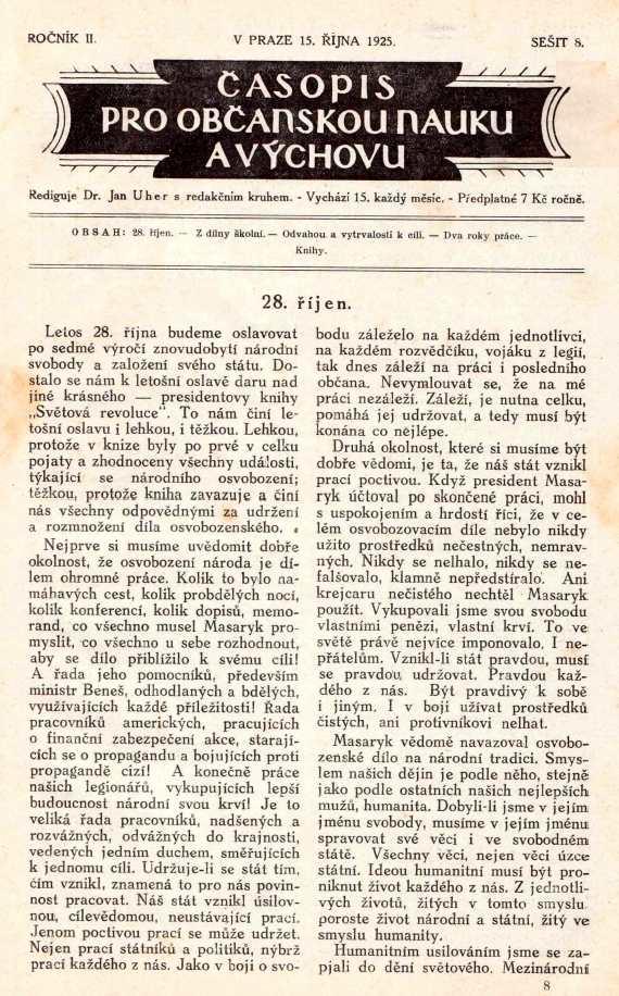CASOPIS_PRO_OBCANSKOU_NAUKU_A_VYCHOVU_2.rocnik_(1925)_cislo_08