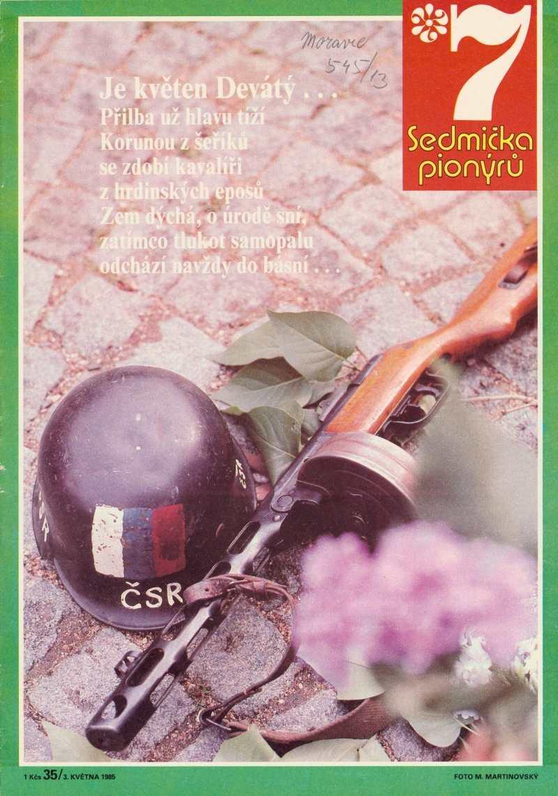 SEDMICKA_PIONYRU_18.rocnik_(1984-85)_cislo_35