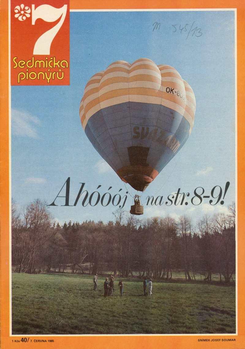 SEDMICKA_PIONYRU_18.rocnik_(1984-85)_cislo_40