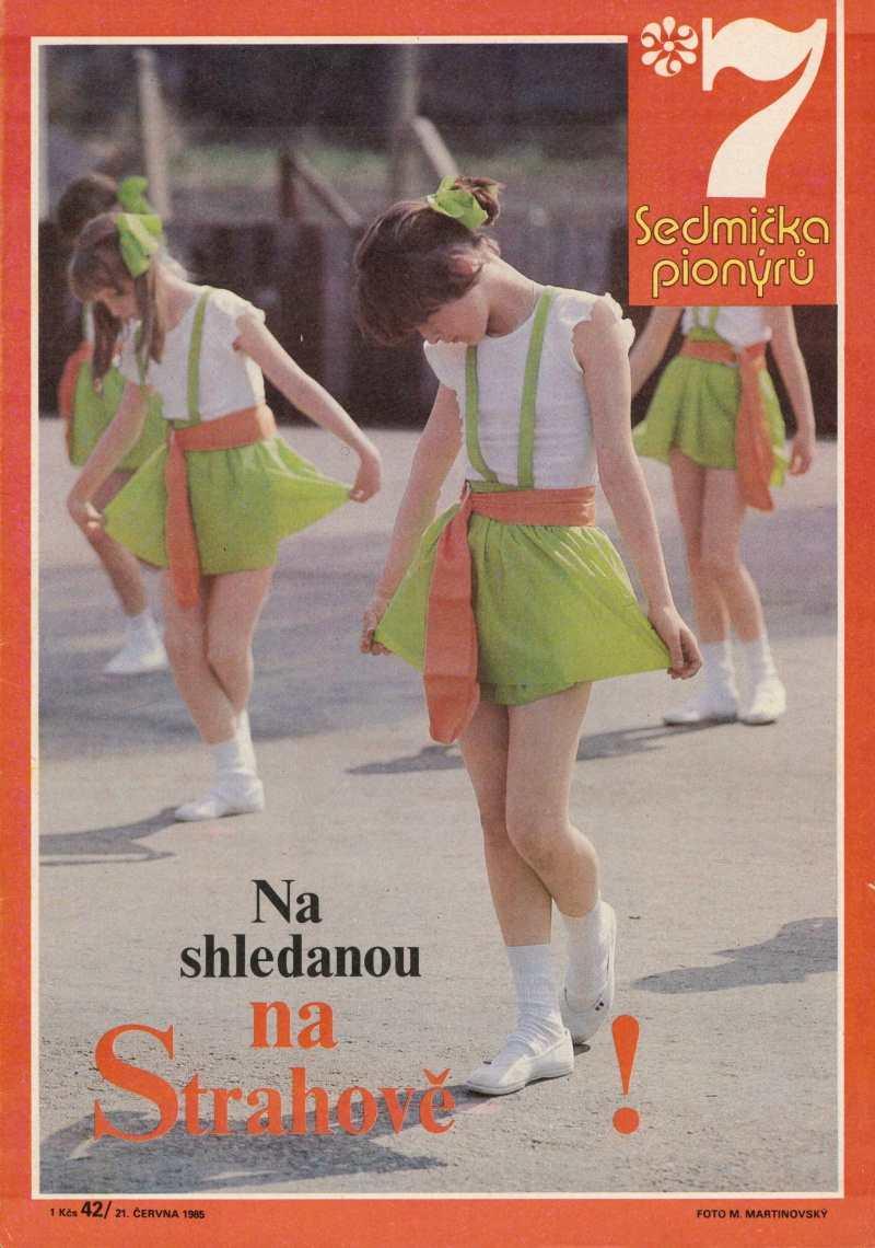 SEDMICKA_PIONYRU_18.rocnik_(1984-85)_cislo_42