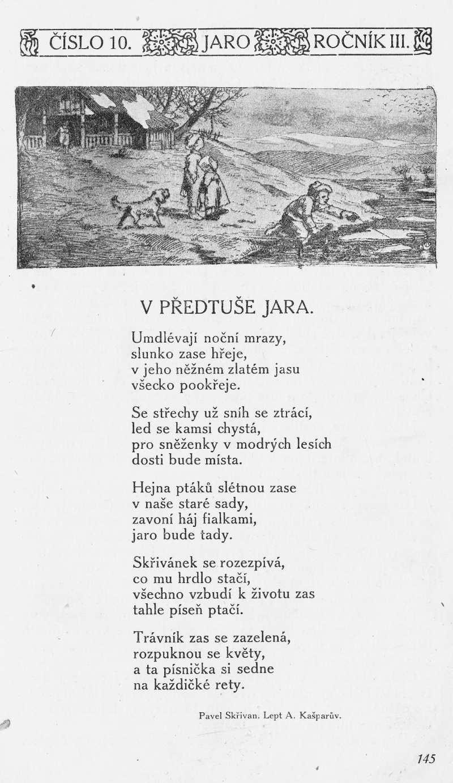 JARO_3.rocnik_(1910)_cislo_10