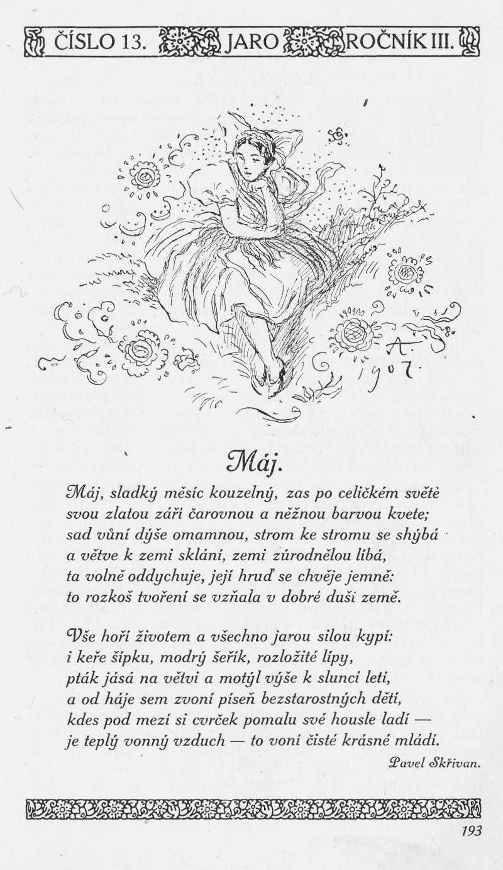 JARO_3.rocnik_(1910)_cislo_13
