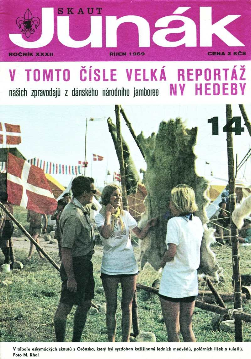 JUNAK_32.rocnik_1969-70_cislo_14