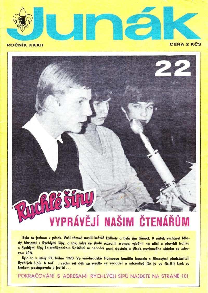 JUNAK_32.rocnik_1969-70_cislo_22