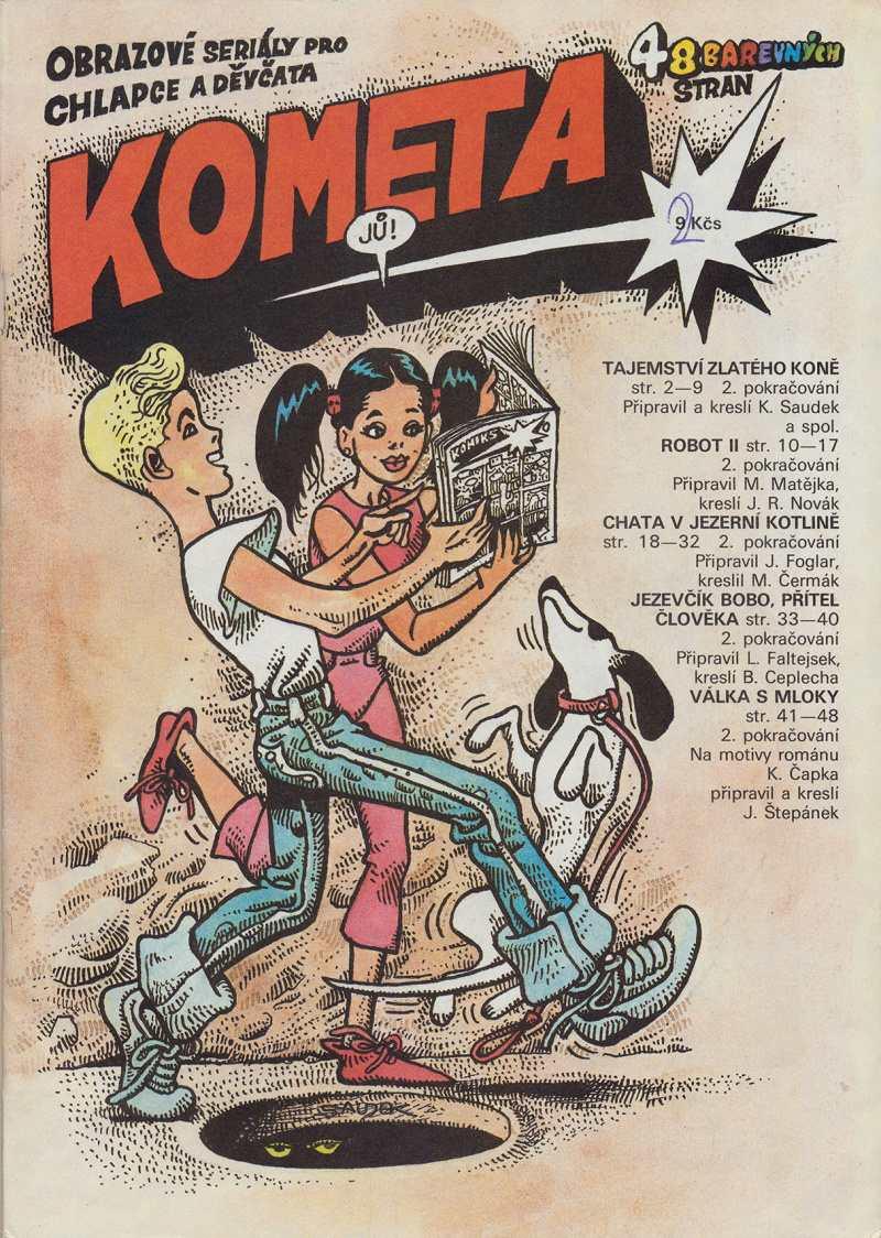 Kometa_(1989)_cislo_02