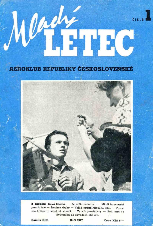 MLADY_LETEC_13.rocnik_(1947-48)_cislo_01