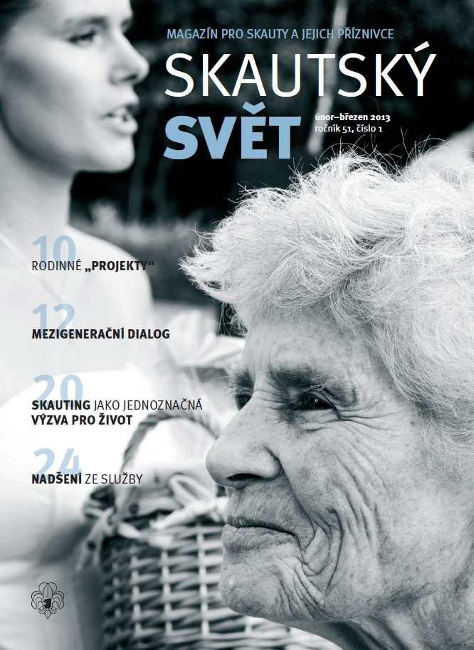 SKAUTSKY_SVET_51.rocnik_(2013)_cislo_1