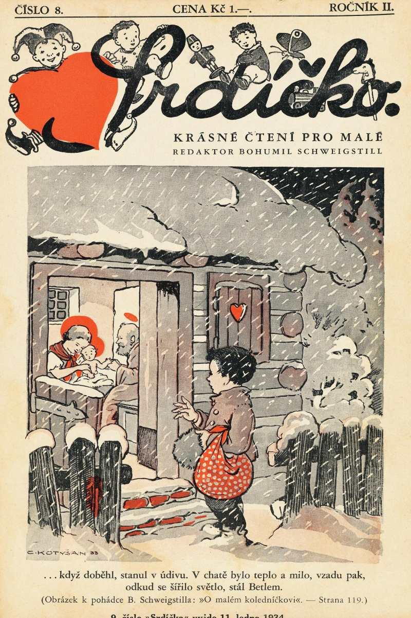 SRDICKO_2.rocnik_(1933-34)_cislo_08