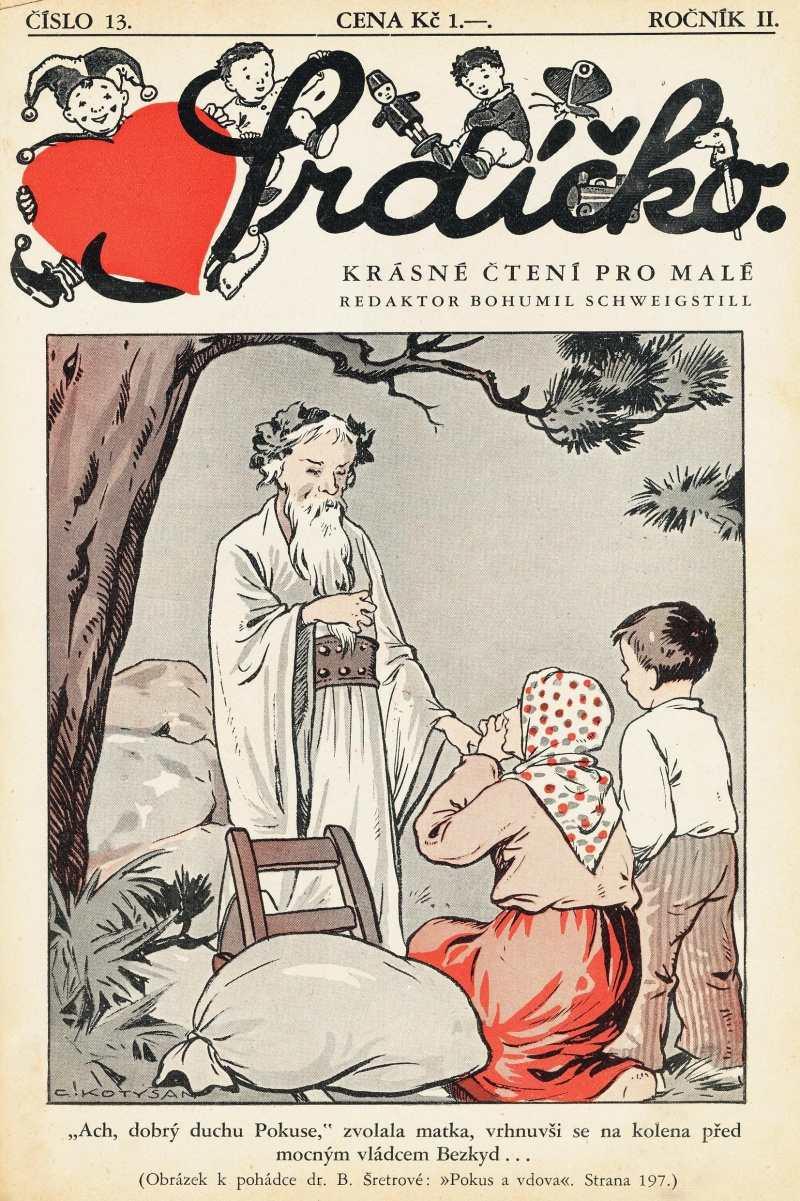 SRDICKO_2.rocnik_(1933-34)_cislo_13