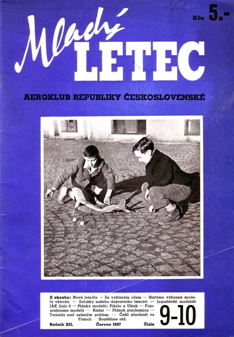 MLADY_LETEC_12.rocnik_(1946-47)_cislo_09-10