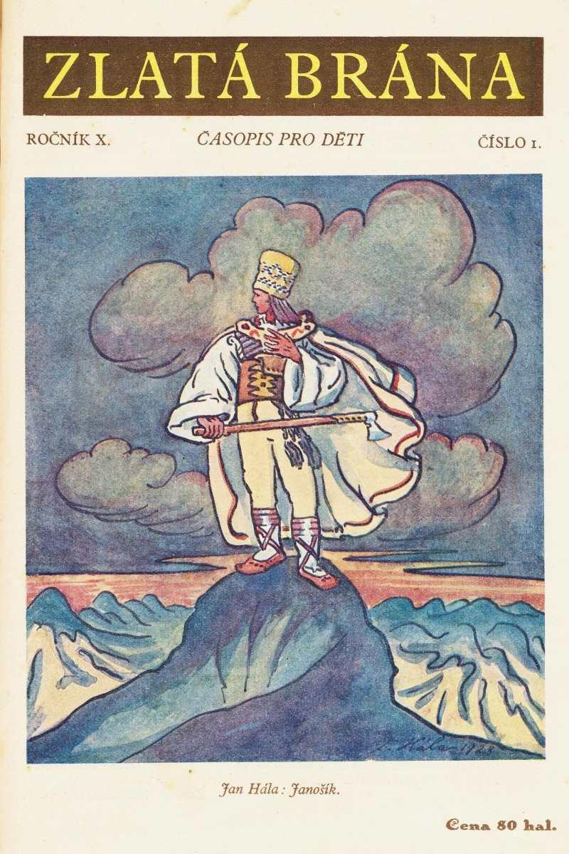 ZLATA_BRANA_10.rocnik_(1928-29)_cislo_01