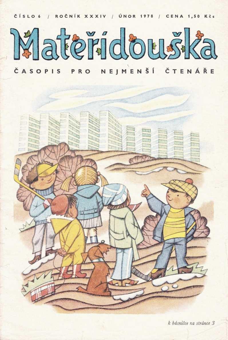 MATERIDOUSKA_34_rocnik_1977-78_cislo_06