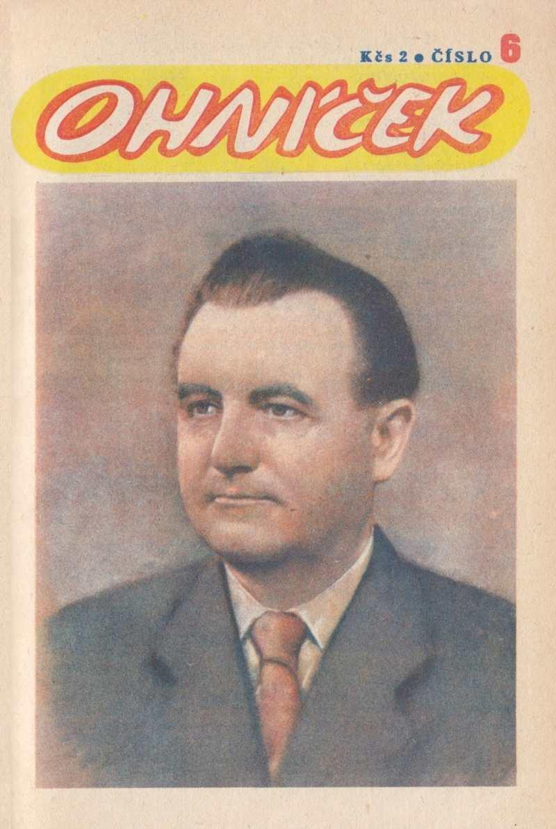 OHNICEK_1.rocnik_(1950-51)_cislo_06