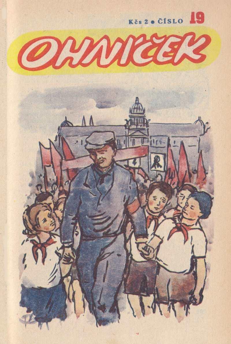 OHNICEK_1.rocnik_(1950-51)_cislo_19