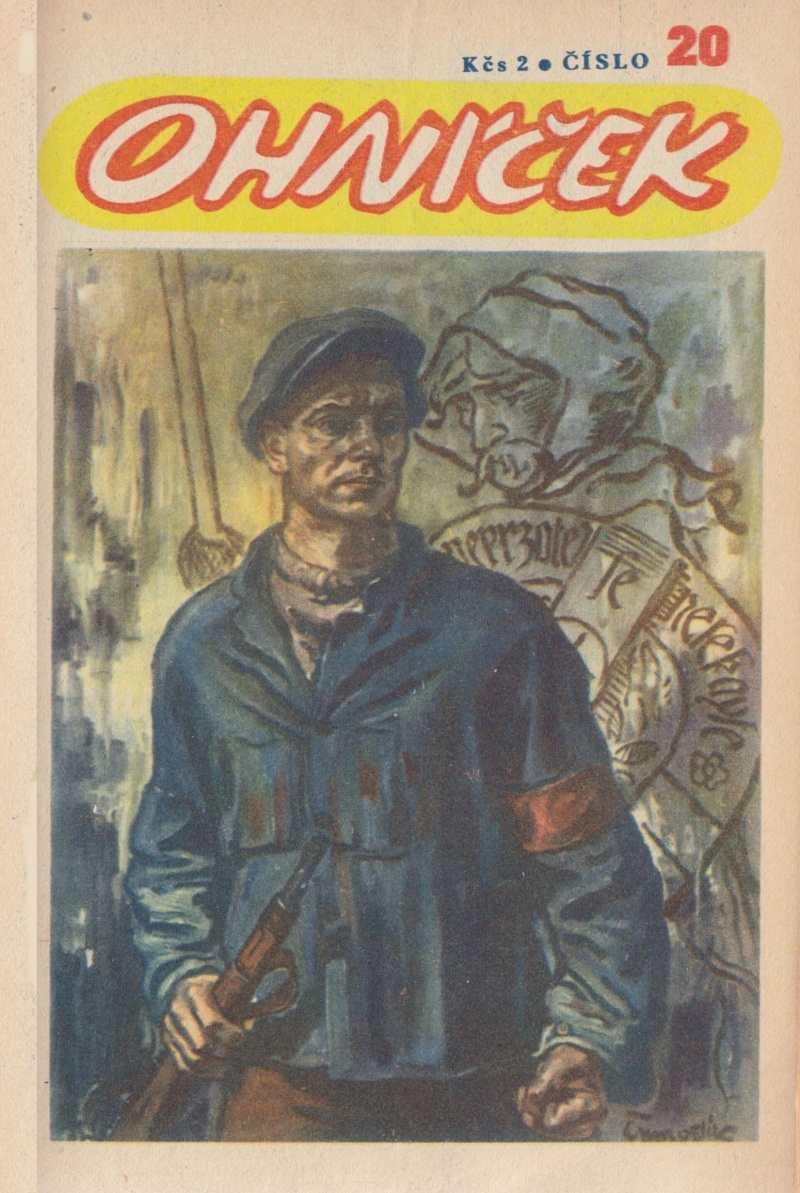 OHNICEK_1.rocnik_(1950-51)_cislo_20