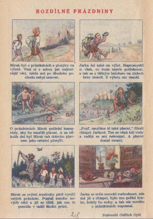 OHNICEK_1.rocnik_(1950-51)_cislo_24_kresleny_pribeh