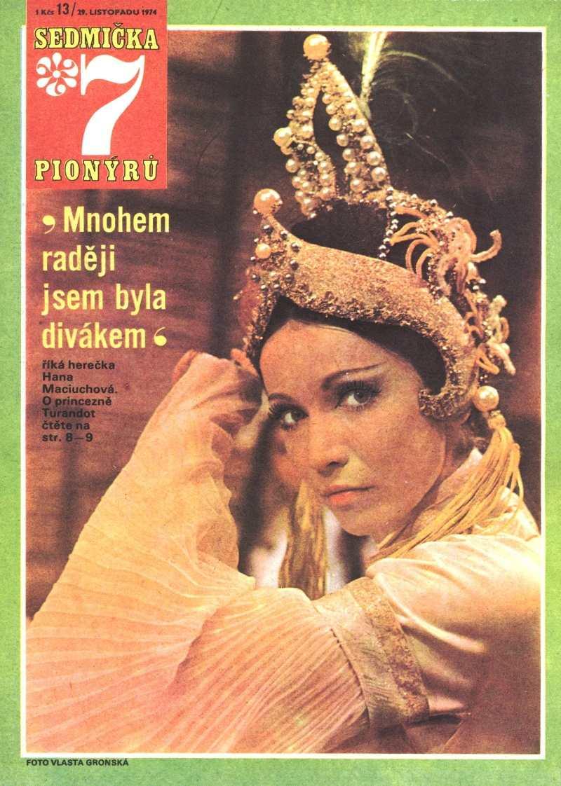 SEDMICKA_PIONYRU_8.rocnik_(1974-75)_cislo_13