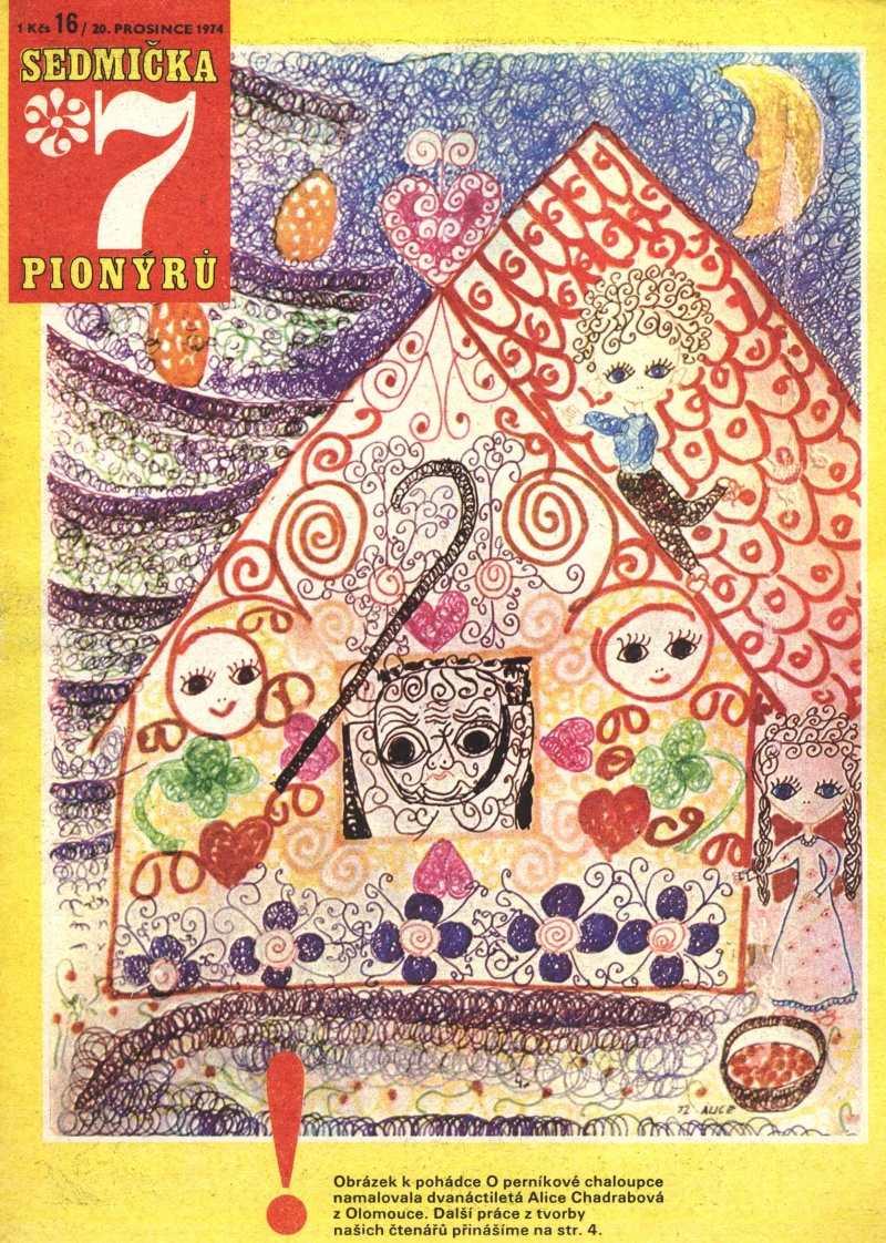 SEDMICKA_PIONYRU_8.rocnik_(1974-75)_cislo_16
