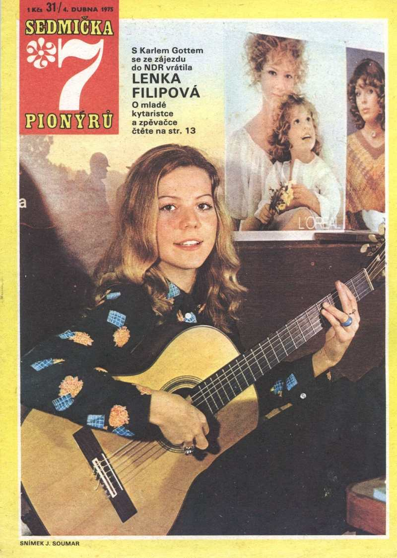 SEDMICKA_PIONYRU_8.rocnik_(1974-75)_cislo_31