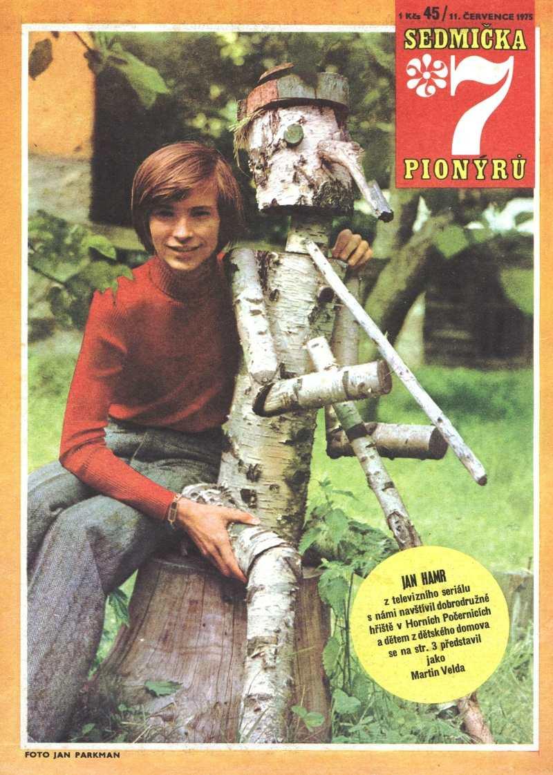 SEDMICKA_PIONYRU_8.rocnik_(1974-75)_cislo_45