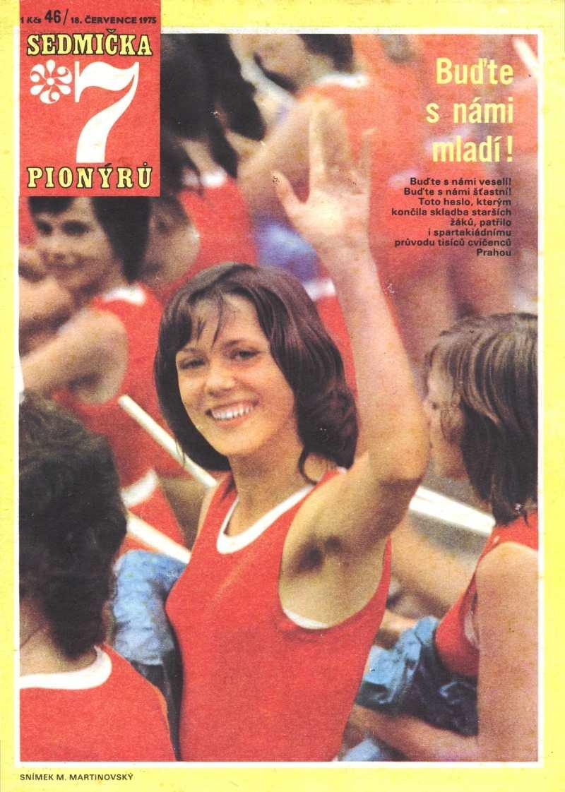 SEDMICKA_PIONYRU_8.rocnik_(1974-75)_cislo_46