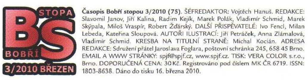 BOBRI_STOPA_(2010)_cislo_3_tiraz