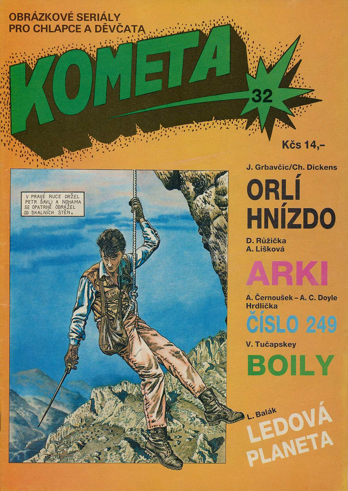 KOMETA_(1992)_cislo_32