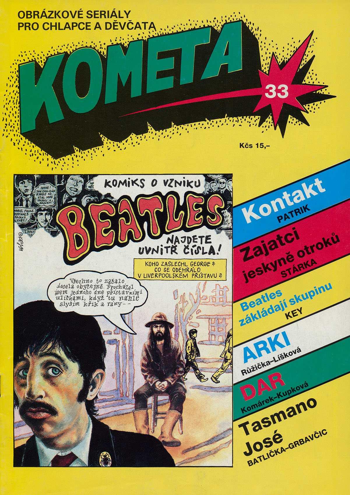 KOMETA_(1992)_cislo_33