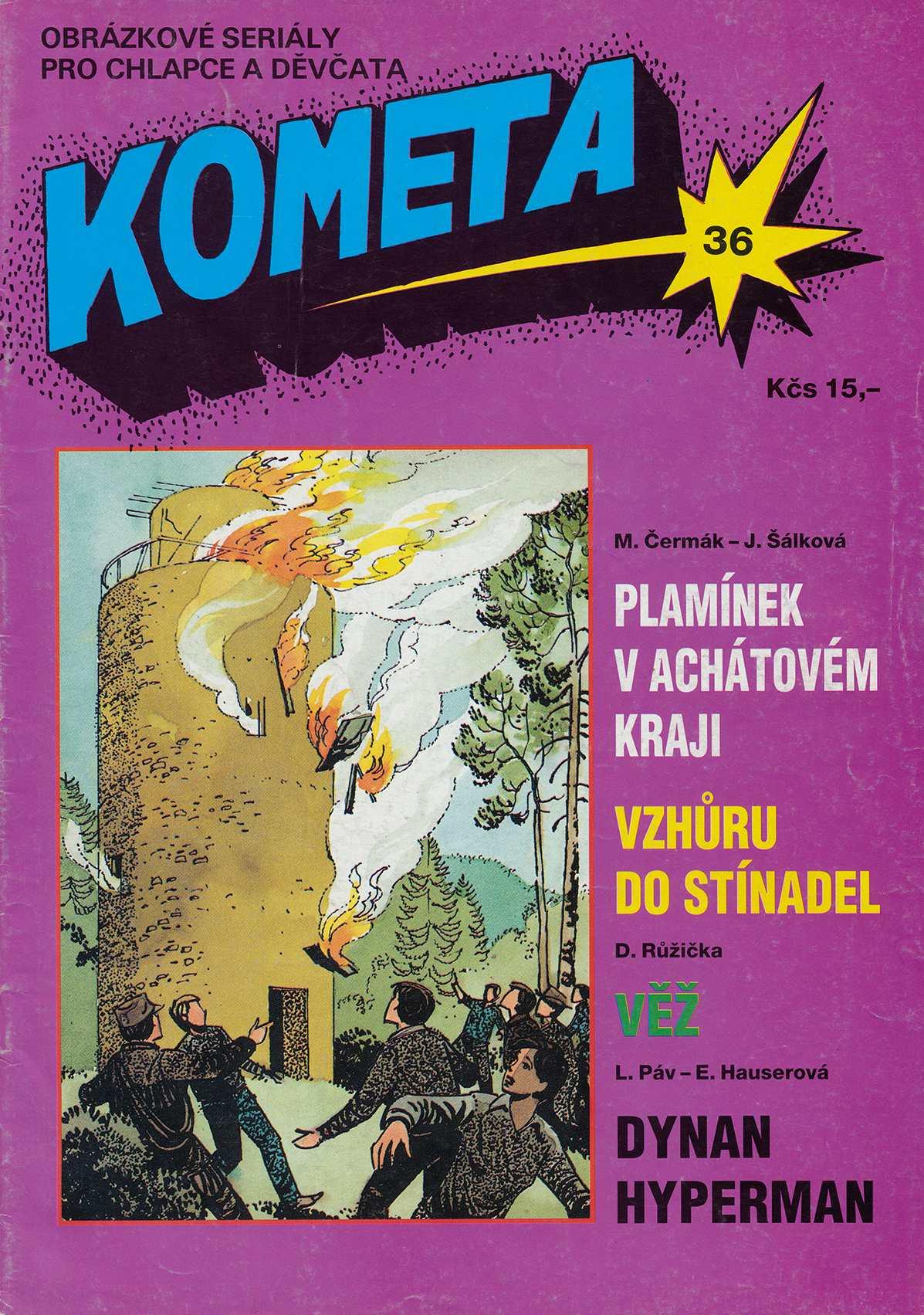 KOMETA_(1992)_cislo_36