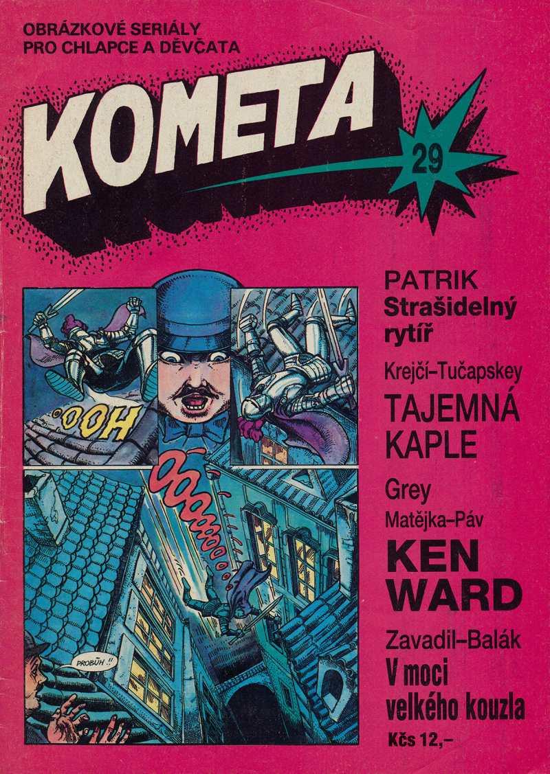 Kometa_(1992)_cislo_29