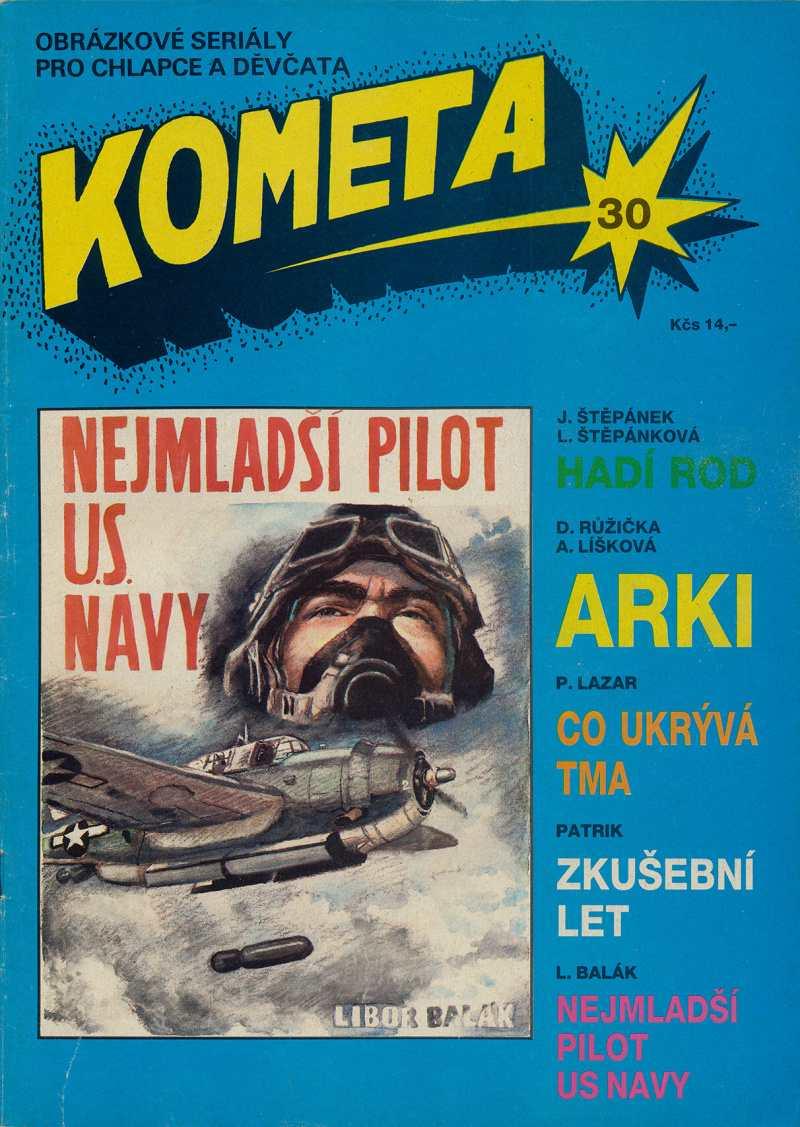 Kometa_(1992)_cislo_30