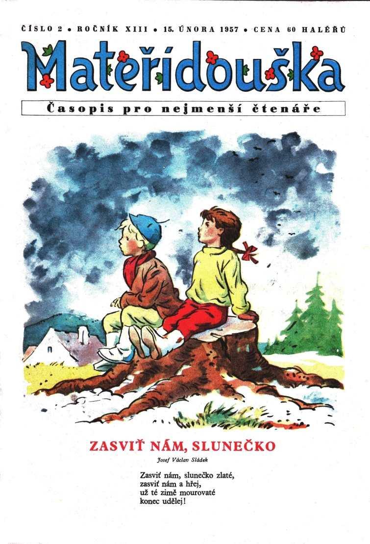 MATERIDOUSKA_13.rocnik_1957_cislo_02