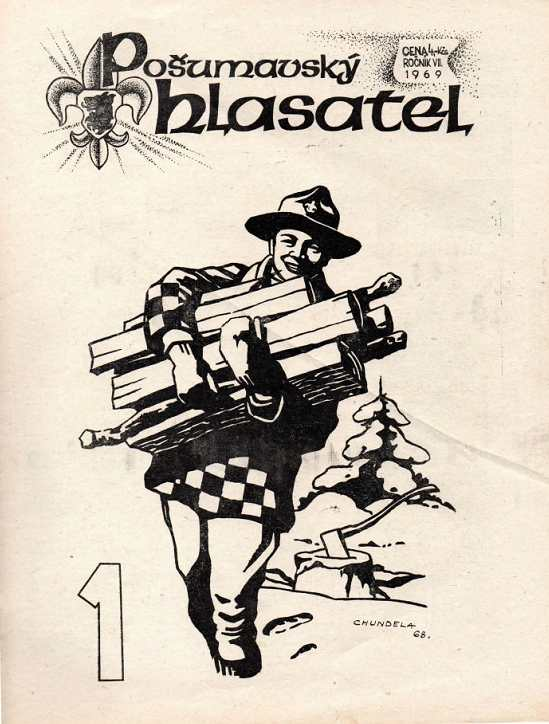 POSUMAVSKY_HLASATEL_7.rocnik_(1969)_cislo_1