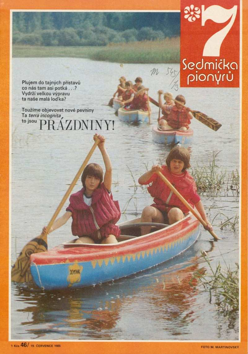 SEDMICKA_PIONYRU_18.rocnik_(1984-85)_cislo_46