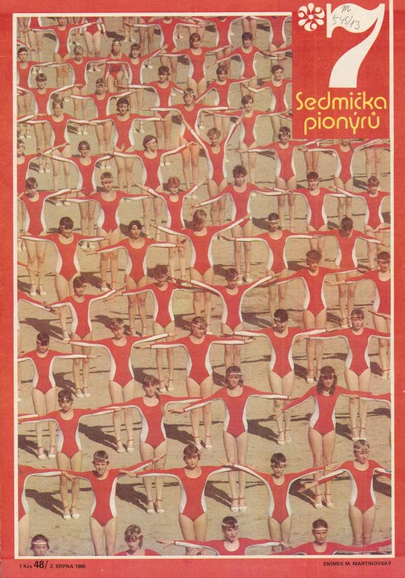 SEDMICKA_PIONYRU_18.rocnik_(1984-85)_cislo_48
