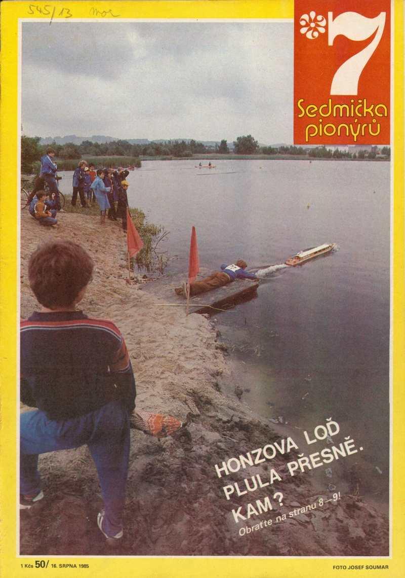SEDMICKA_PIONYRU_18.rocnik_(1984-85)_cislo_50