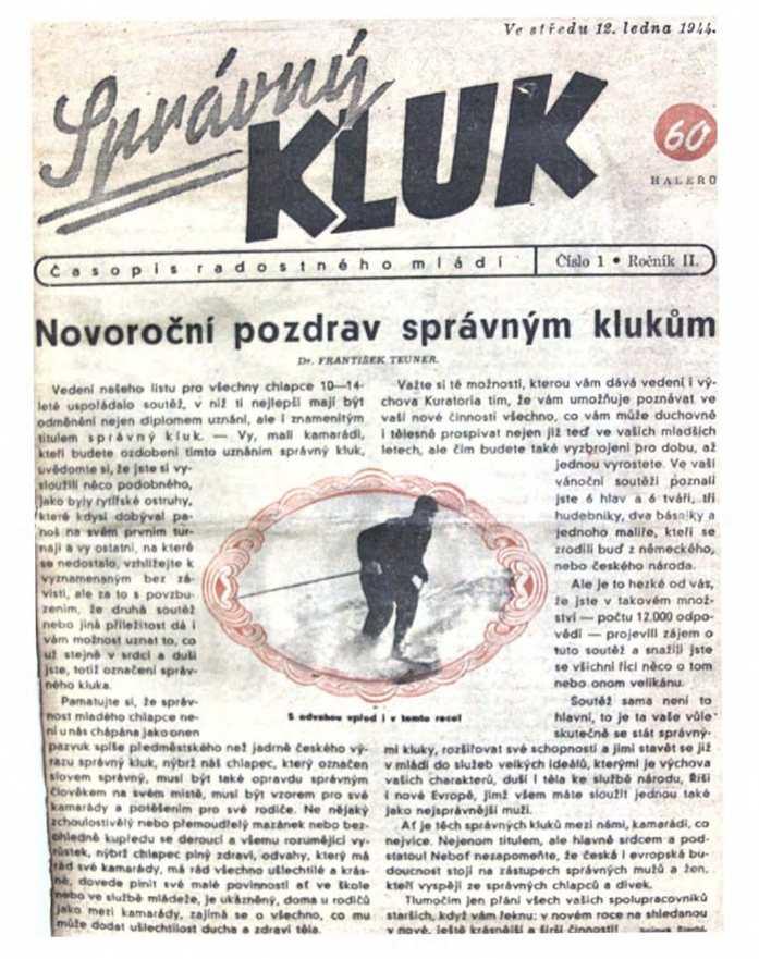 SPRAVNY_KLUK_2.rocnik_(1944)_cislo_01