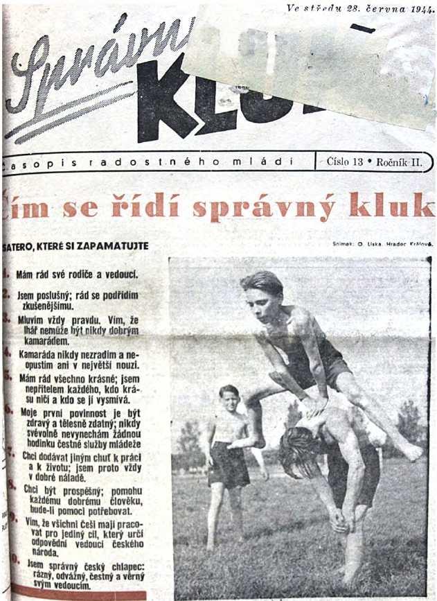 SPRAVNY_KLUK_2.rocnik_(1944)_cislo_13