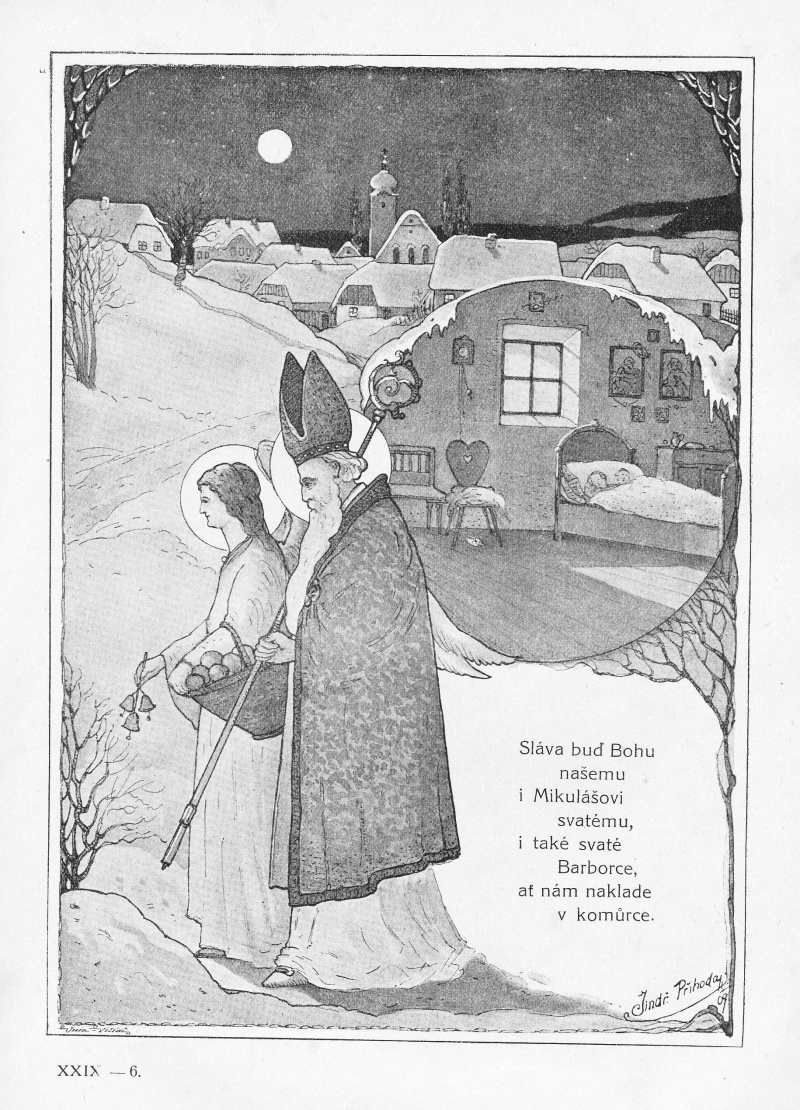MALY_CTENAR_29.rocnik_(1909-10(_cislo_06