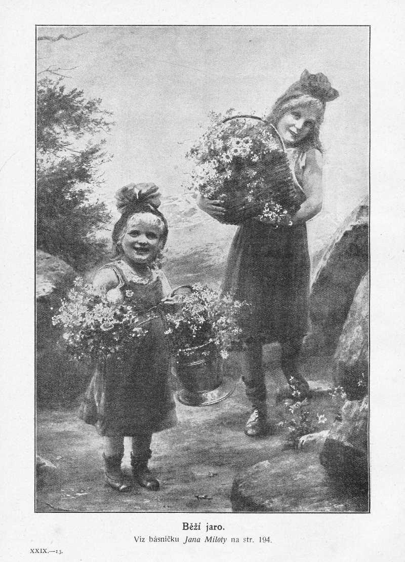 MALY_CTENAR_29.rocnik_(1909-10(_cislo_13