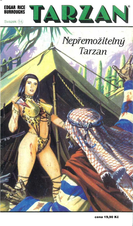 TARZAN_(1993)_cislo_14