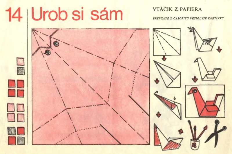VCIELKA_24_rocnik_(1981-82)_cislo_14._skládackajpg