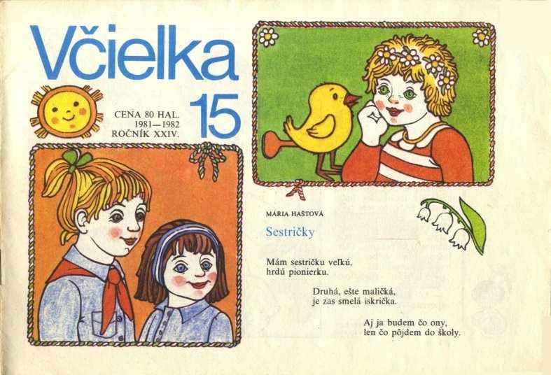 VCIELKA_24_rocnik_(1981-82)_cislo_15